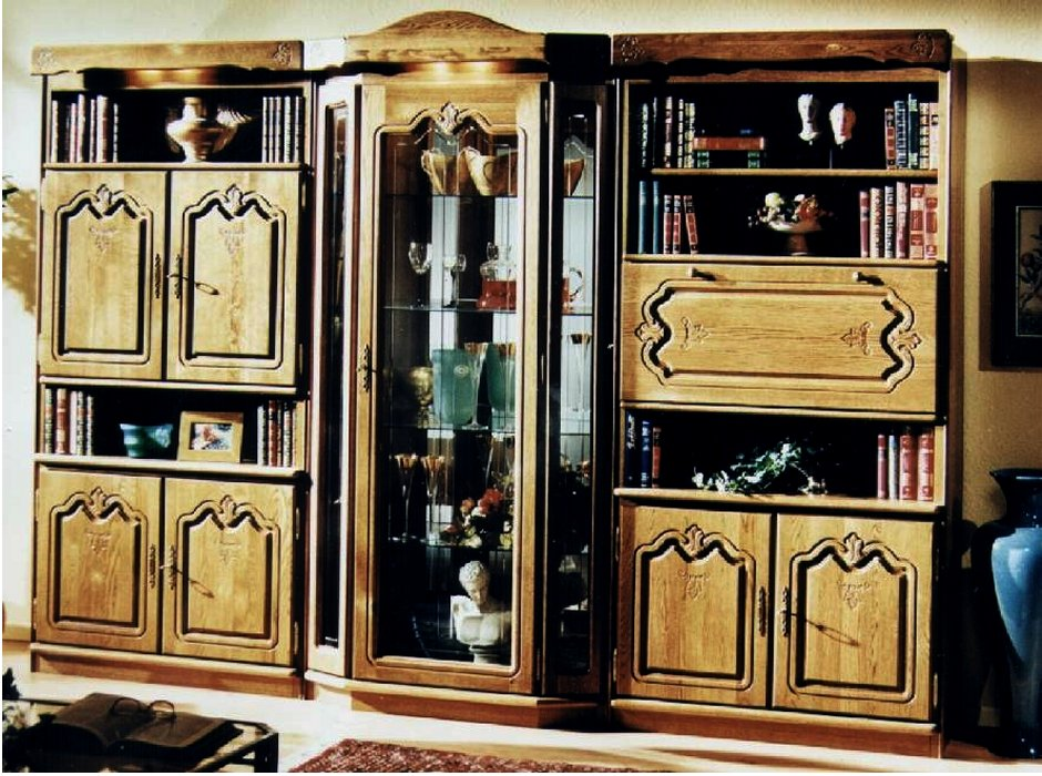 German Made Oak Cabinets U0026 Exclusive Shopping